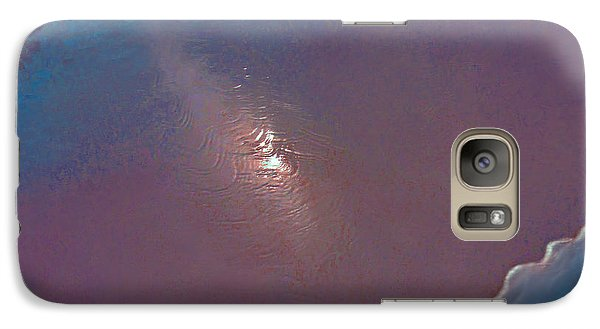 Galaxy Case featuring the photograph Tropical Reflections by Cindy Lee Longhini