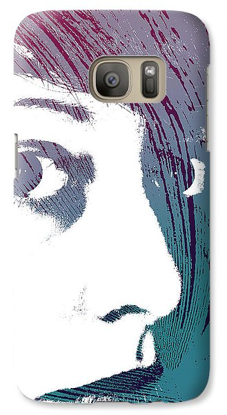 Galaxy Case featuring the photograph True Colors by Lauren Radke