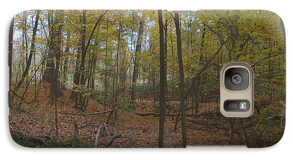 Galaxy Case featuring the photograph Tryon Park by William Norton