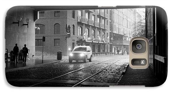 Galaxy Case featuring the photograph Tunnel I by Lynn Palmer