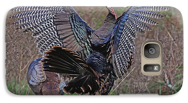 Galaxy Case featuring the photograph Turkey Revelation by Larry Nieland