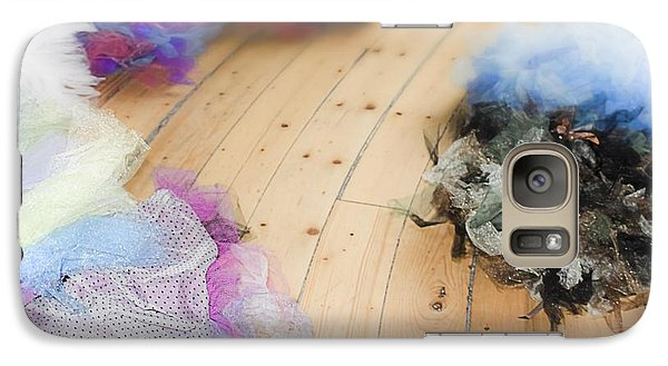 Galaxy Case featuring the photograph Tutus by Janie Johnson