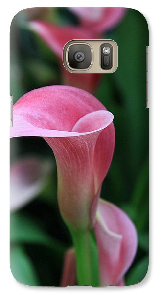 Galaxy Case featuring the photograph Twirl by Tammy Espino