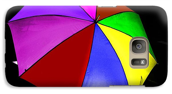 Galaxy Case featuring the photograph Umbrella by Blair Stuart