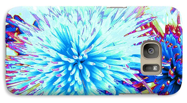 Galaxy Case featuring the photograph Under The Sea by Cindy Lee Longhini