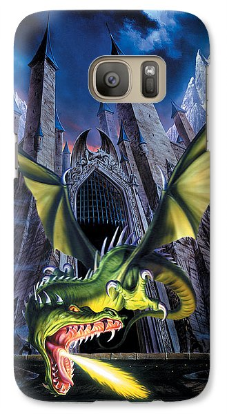Unleashed Galaxy S7 Case by The Dragon Chronicles