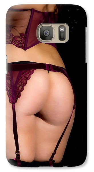 Galaxy Case featuring the photograph Untitled by Angelique Olin