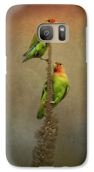 Up And Away We Go Galaxy S7 Case