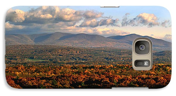 Galaxy Case featuring the photograph Upstate Ny Panorama by Terry Cork