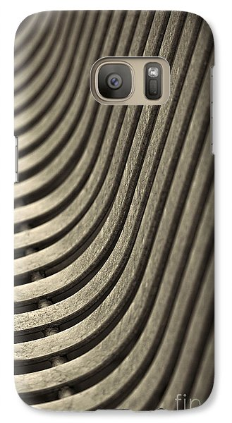 Upward Curve. Galaxy S7 Case by Clare Bambers