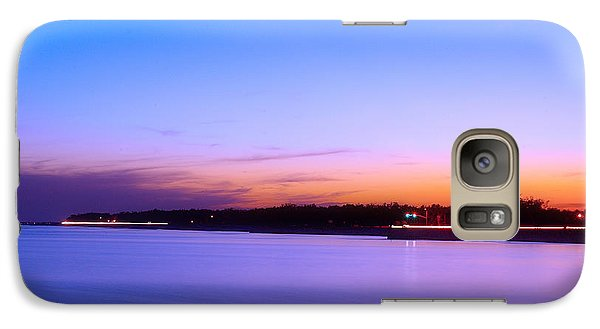 Galaxy Case featuring the photograph Velvet At Dusk by Brian Wright