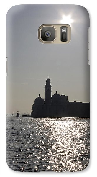 Galaxy Case featuring the photograph Venezia by Raffaella Lunelli