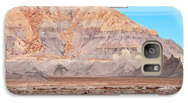Galaxy Case featuring the photograph View Along Rt 12 In Utah by Bob and Nancy Kendrick