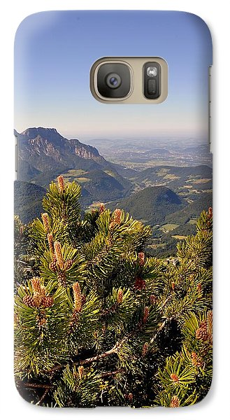 Galaxy Case featuring the photograph View From Eagles Nest by Rick Frost