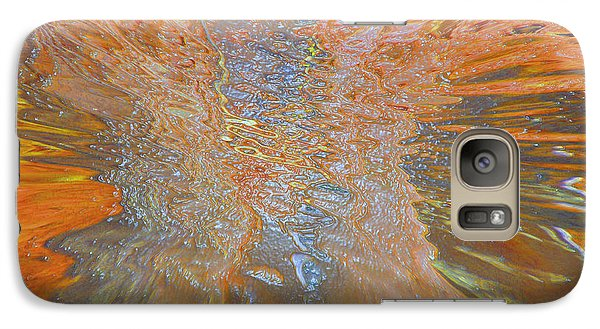 Galaxy Case featuring the photograph Vortex by Cindy Lee Longhini