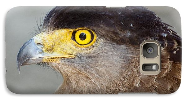 Galaxy Case featuring the photograph Waiting For Prey  by Fotosas Photography
