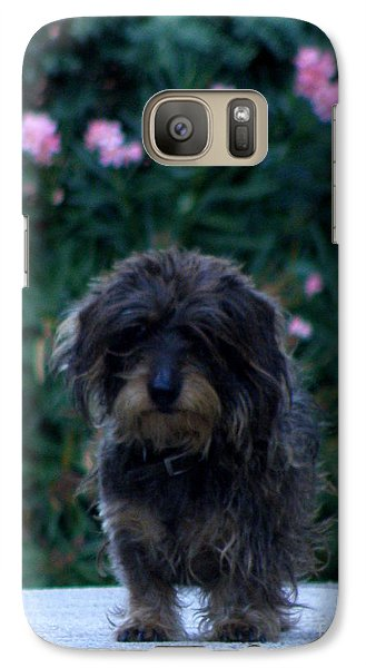 Galaxy Case featuring the photograph Waiting by Lainie Wrightson