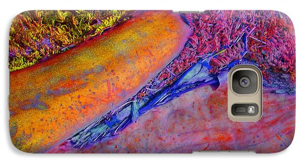 Galaxy Case featuring the digital art Waking Up by Richard Laeton