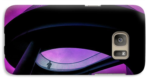 Galaxy Case featuring the photograph Watching - Waiting by Richard Piper