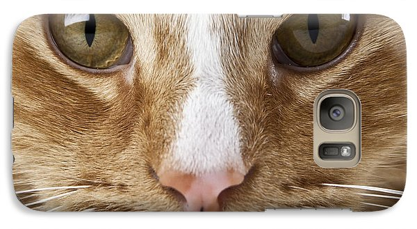Galaxy Case featuring the photograph Watching And Waiting by Jeannette Hunt