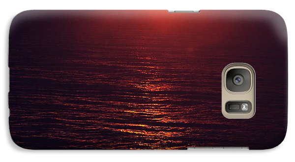 Galaxy Case featuring the photograph Water Dance by Cindy Lee Longhini