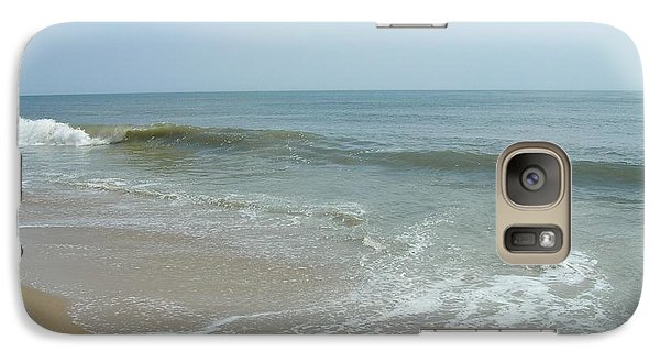 Galaxy Case featuring the photograph Wave by Arlene Carmel