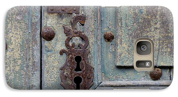 Galaxy Case featuring the photograph Weathered by Lainie Wrightson