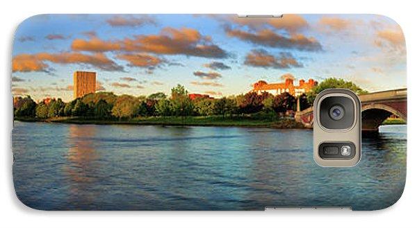 Weeks' Bridge Panorama Galaxy S7 Case