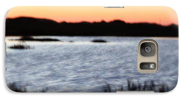 Galaxy Case featuring the photograph Wetland by Henrik Lehnerer