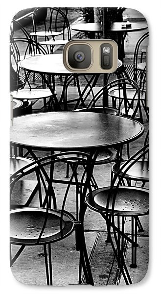 Galaxy Case featuring the photograph Where Is Everybody by Bob Wall