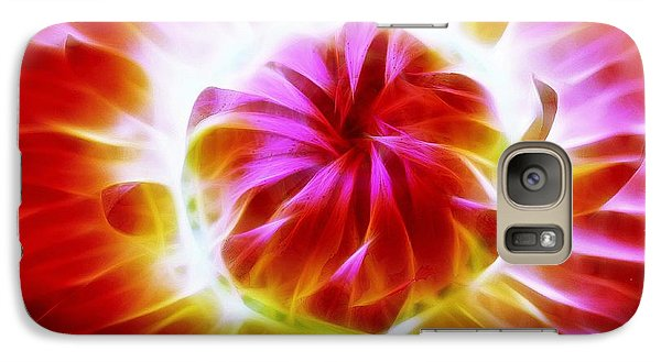 Galaxy Case featuring the photograph Whirling by Judi Bagwell