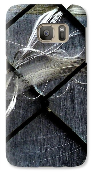 Galaxy Case featuring the photograph Whispered by Newel Hunter