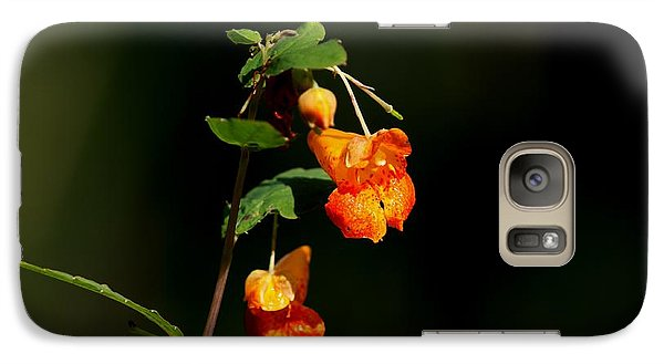 Galaxy Case featuring the photograph Wild Beauty by Ramabhadran Thirupattur