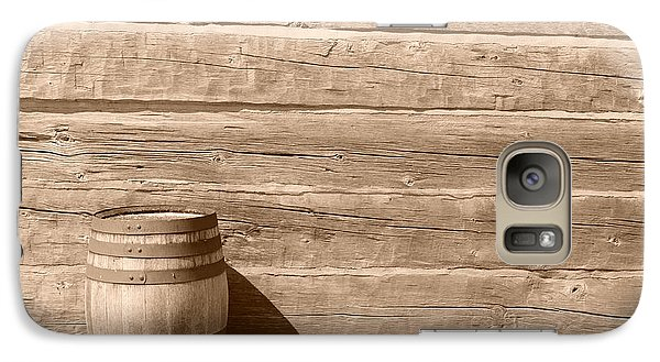 Galaxy Case featuring the photograph Wild West by Joe  Ng