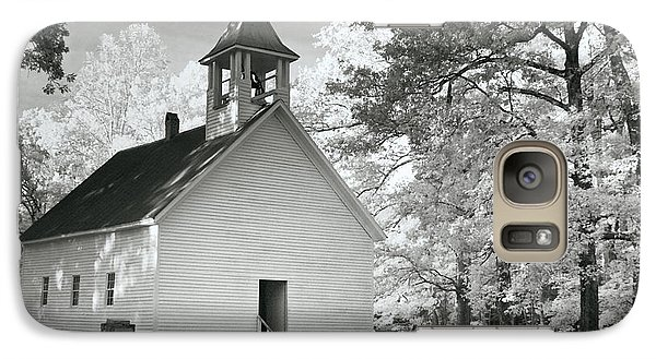 Galaxy Case featuring the photograph Wildwood Church by Mary Almond