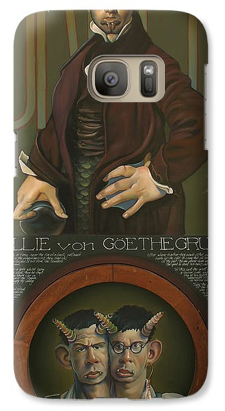 Willie Von Goethegrupf Galaxy S7 Case