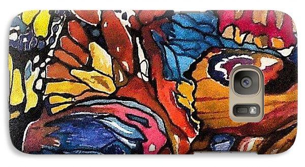 Butterflies Wings........ Galaxy S7 Case