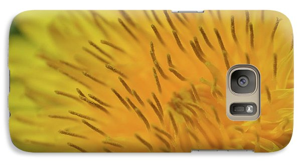 Galaxy Case featuring the photograph Yellow Beauty by JD Grimes