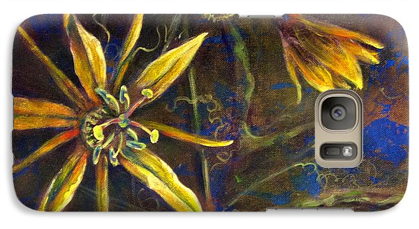 Yellow Passion Galaxy S7 Case