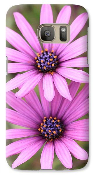 Galaxy Case featuring the photograph You And Me  by Amy Gallagher