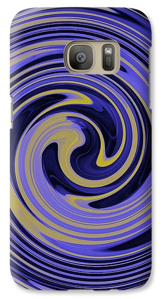 You Are Like A Hurricane Galaxy S7 Case by Bill Cannon