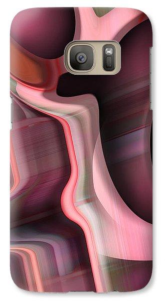 Galaxy Case featuring the digital art Zane Grey Isn't by Steve Sperry