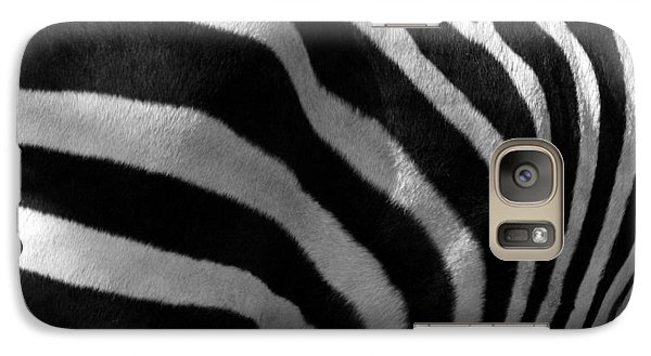 Galaxy Case featuring the photograph Zebra Stripes by Cindy Haggerty
