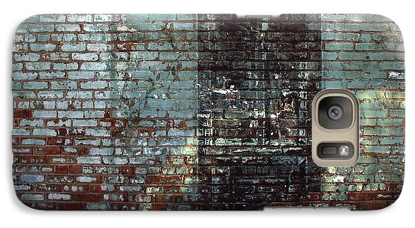 Galaxy Case featuring the photograph  Ghost Door by Joanne Coyle