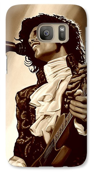 Prince The Artist Galaxy S7 Case
