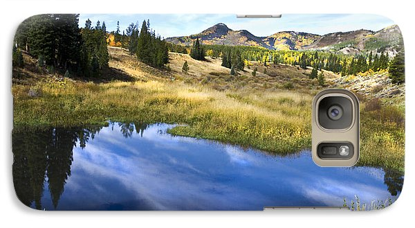 Galaxy Case featuring the photograph  Road To Steamboat Lake by John Hix