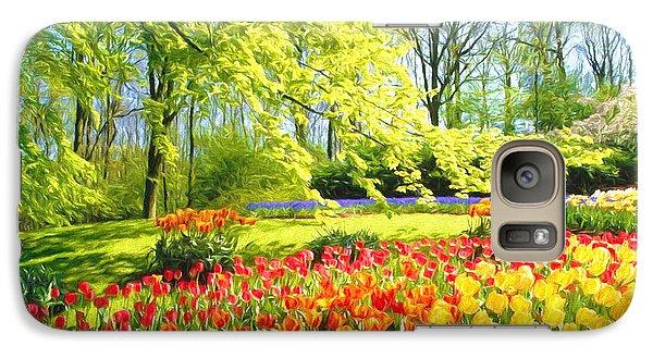 Spring Garden Galaxy S7 Case