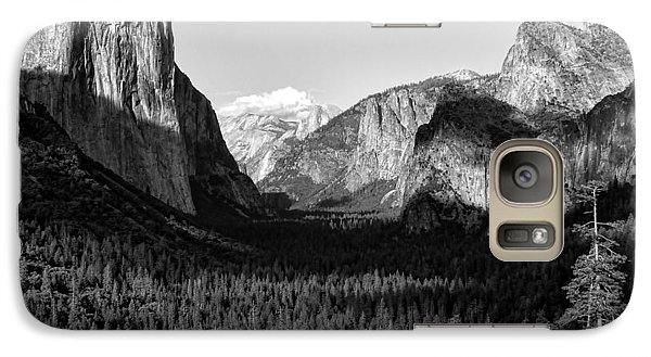 Galaxy Case featuring the photograph  Valley Of Inspiration by Jason Abando