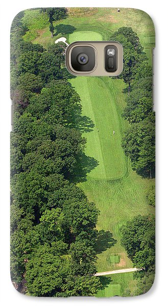 Galaxy Case featuring the photograph 12th Hole Sunnybrook Golf Club by Duncan Pearson