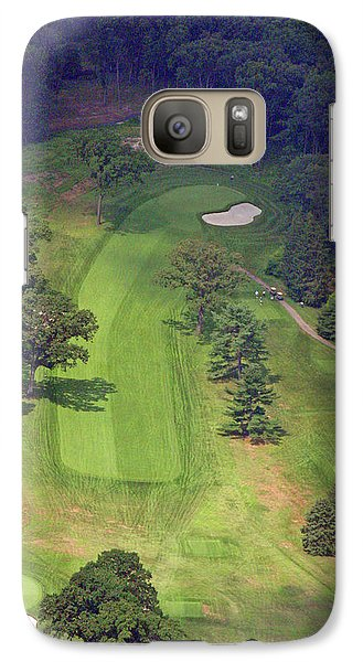 Galaxy Case featuring the photograph 13th Hole Sunnybrook Golf Club by Duncan Pearson